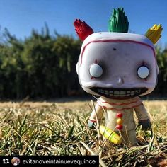 I have met many a craven killer many a sniveling coward in my time but every one of them could admit the blackness in their own hearts when the hour came. Twisty AHS . . . Make sure you join our current  #funkogiveaway on our profile & sign up for our prelaunch interest list for our upcoming Funko Mystery Subscription Box! _______________________________________________________ #Repost @evitanoveintainuevequince _______________________________________________________ Be sure to follow us on…