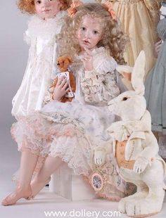 Alice in Wonderland by Jane Bradbury