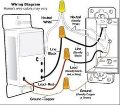 3 Ways Dimmer Switch Wiring Diagram Basic 3Way Dimmers Switches A 3
