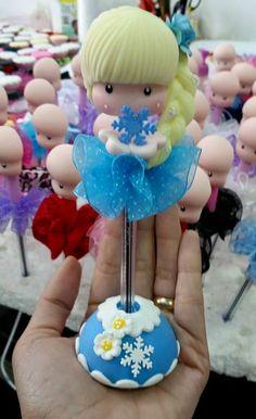 Elsa en lapicera.