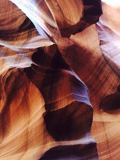 Canyon Antilope! In Arizona