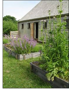 Jethro Coffin House ~ Nantucket