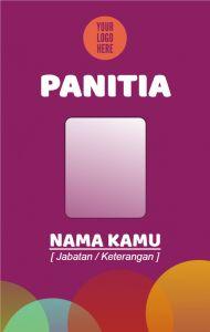 Contoh Kokarde Panitia : contoh, kokarde, panitia, Employee, Ideas, Card,, Identity, Design,, Template