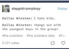 """He """"just doesn't like little kids"""""""