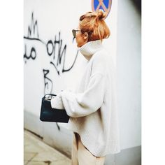 """Maja no Instagram: """"what what ... I am wearing a total @apropos_store look - more soon #aproposxmajawyh #céline"""""""