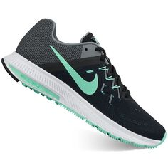 80169521b93 Nike Zoom Winflo 2 Women s Running Shoes ( 85) ❤ liked on Polyvore  featuring shoes