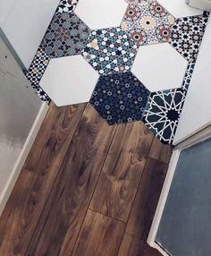 ~ Funky ~ Tile ~ Boho ~ Bathroom ~ Home Decor ~ - Kitchen Decor . - ~ Funky ~ Tile ~ Boho ~ Bathroom ~ Home Decor ~ – Kitchen Deco ~ Funky ~ Tile ~ - Home Design, Interior Design, Floor Design, 1950s Interior, Simple Interior, Bath Design, Modern Interior, Home Decor Kitchen, Diy Home Decor