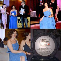 Awards International  #sabrinaspinelli #manager #wellnessforyou