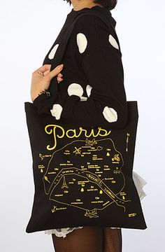 5cd91fae8675e Love The Everyday Paris Tote in Black by Maptote! Great for carrying all my  essentials on the Paris tour!