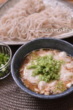 枝豆豆腐とろろ蕎麦 by すー太郎さん | レシピブログ - 料理ブログの ...