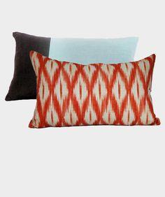 Lumbar pillows. Fully Lined !