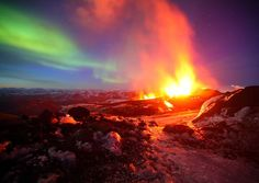 Maybe I should add seeing the Northern Lights while roasting marshmallows by a fire to my bucket list...