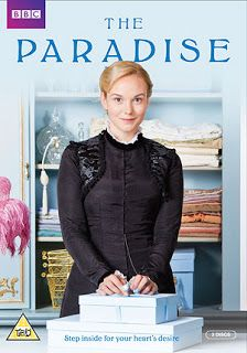 The Paradise, my newest obsession thanks to BBC. When will I learn?!!!