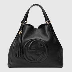 Soho Leather Shoulder Bag New 4b09a83545ade