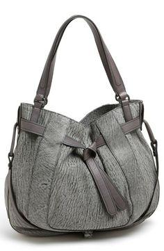 Kooba 'Parker' Leather Satchel