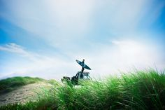 Surfer, Travel, California