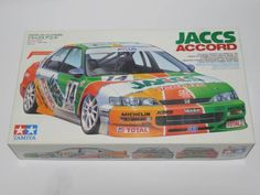 Tamiya 1/24 Scale JACCS Honda Accord #Tamiya