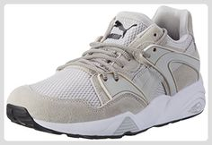 Puma Unisex-Erwachsene Blaze Low-Top, Grau (Gray Violet-Puma White 02), 42.5 EU - Sneakers für frauen (*Partner-Link)