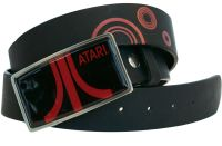 Atari, retro leather belt