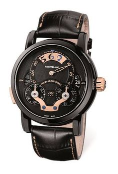 Awesome Montblanc Watch