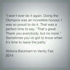 Victoria Beckham quote #sad