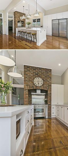 Stunning kitchen design by Smith & Sons Renovations & Extensions Indooroopilly.