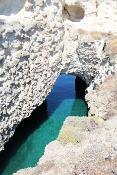 Papafragas beach, Milos Greece