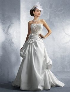 Alfred Angelo Style 2163 Wedding Dress $577