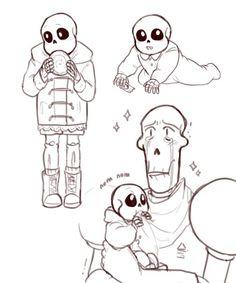Undertale Underfell Sans, Sans And Papyrus, Undertale Memes, Underswap, Cute Pictures, Fairy Tales, Art Drawings, Skeleton Puns, Anime