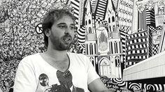 Mural São Paulo por Vitor Rolim…