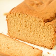 KETO PEANUT BUTTER BREAD a healthy peanut butter bread for breakfast with only 5 g net carb per serve, gluten free, dairy free and low carb Low Carb Bread, Keto Bread, Low Carb Keto, Low Carb Desserts, Low Carb Recipes, Brioche Sans Gluten, Healthy Desayunos, Bolos Low Carb, Cake Recipes