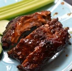 Chinese Five Spice Ribs - Small_Town_Woman Chinese Spices, Chinese Bbq Pork, Chinese Food, Chinese Ribs, Rib Recipes, Asian Recipes, Cooking Recipes, Cooking Pork, Smoker Recipes
