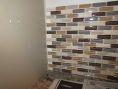 DIY Huntress: Tile Backsplash Tutorial