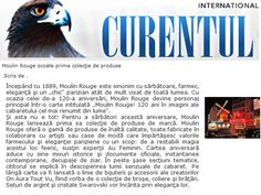 Curentul info 2009 Moulin Rouge by on aura tout vu jewllery collection