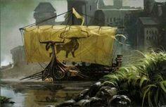 King Robert's Hammer by Thomasz Jedruszek