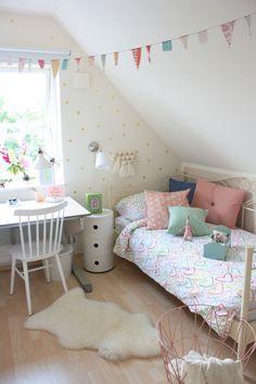 mädchenzimmer gestalten dekorieren schöne ideen | Deko | Pinterest ... | {Mädchenzimmer gestalten 74}
