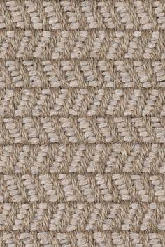 Mandacaru sisal rug in City colorway, by Merida.