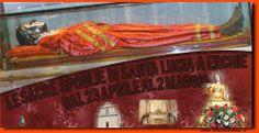 Erchie le foto più belle della città, degli eventi, delle persone.: Santa Lucia... da Venezia il suo Santo Corpo... il...