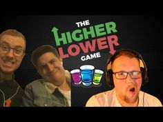 Go ahead and hit play ▶️ SHOTS  Challenge! Higher or Lower https://youtube.com/watch?v=LudGYfu9AxM