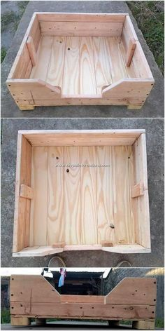 Ravishing DIY Projects with Recycled Pallets - DIY Pallet Projects