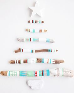 Top 25 Driftwood Christmas Trees