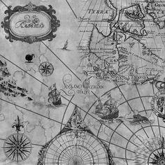 old nautical map @Vicky Yanouskiy