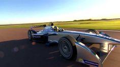 Formula E Car - Test Debut (+playlist)