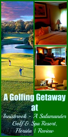 A Golfing Getaway at Innisbrook, A Salamander Golf & Spa Resort, Florida | Review