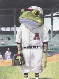 Baseball Frog.