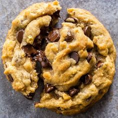 coconut oil light brown sugar vanilla extract coconut milk unsweetened applesauce all-purpose flour (be sure not to pack your flour) baking soda salt and chocolate chips