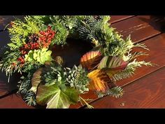 Jana Melas Pullmannová: Venček na hroby so skalnými ružami The Outsiders, Wreaths, Fall, Youtube, Plants, Instagram, Decor, Scrappy Quilts, Autumn