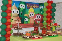 VeggieTales Party