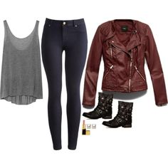 Malia Tate Inspired Outfit by daniellakresovic on Polyvore featuring Enza Costa, Forever 21, Joules, Emilie Morris and Tom Ford