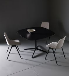 Mez Table and Join Chairs - new for #NeoCon13 #SCScertified #IndoorAdvantageGold